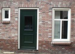 Kunststof kozijnen, deuren