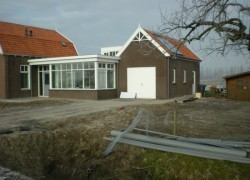 Project Oudelandsedijk Tholen
