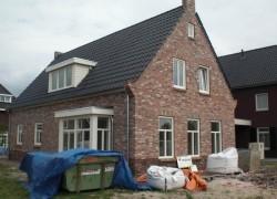 Nieuwbouw woning te Hoeven