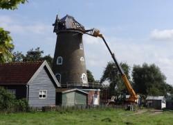 schitterend project! Molenkap renovatie